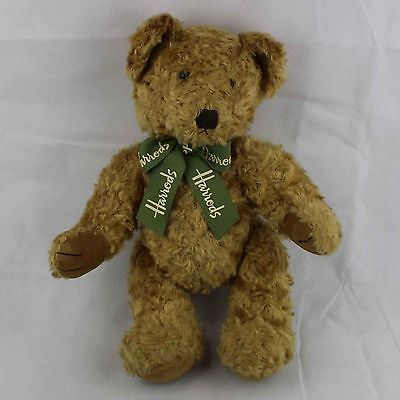 Harrods 100 Years Teddy Anniversary - Jointed Teddy - 40 cm Height