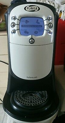 Flavia Creation 400 coffee vending drinks machine.  Low vend count of 3669.