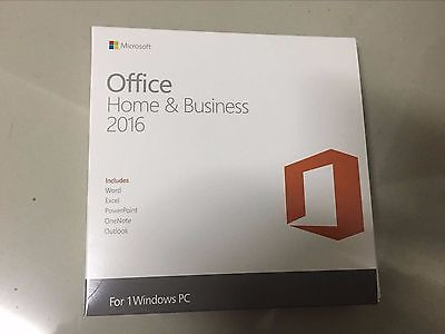 Microsoft Office 2016 Home and Business Windows
