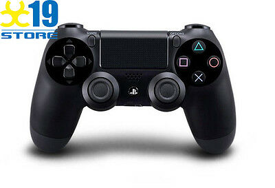 Sony Playstation PS4 Dualshock 4 Wireless Controller Black - GENUINE Brand New