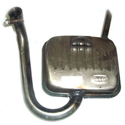 Best Quality Exhaust Complete For Vintage Vespa 150 Super Model