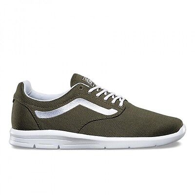f2e9fd07e5 VANS Iso 1.5 Mesh Grape Leaf Canvas Shoes Sneakers VA2Z5SN6V Scarpe Verde  tela