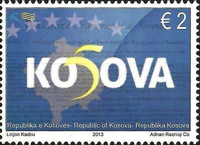 Kosovo Stamps 2013. 5 Anniversary of Independence. Set MNH.