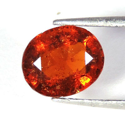 3.85Cts AAA+ QULITY ATTRACTIVE!! 100% NATURAL AXINITE OVAL CUT LOOSE GEMSTONES