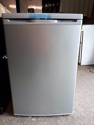 SWAN SR8110S Under Counter Fridge 55cm, Silver /NEW