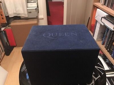Queen The Crown Jewels Box 1st 8 CDs
