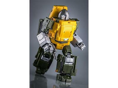 Badcube Old Time Series - OTS-02 Brawny 2nd Edition NEW MISB