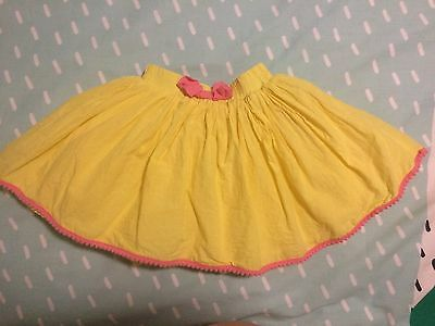 Rock Your Baby/kid (Ryb) - Yellow Jump Skirt - Size S 1-3 Years (Small)