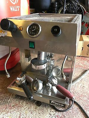 Fracino coffee machine