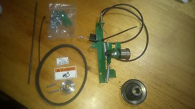 Billy Goat 890605 Clutch Conversion Kit, Vacuum, KDSP  and TKDSP models, pulleys