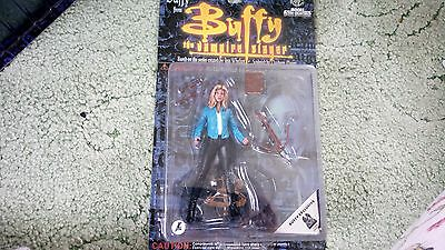 Buffy the vampire slayer RARE exclusive Buffy figure