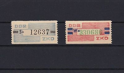 Ddr 1959 Central Courier Service Stamps   Mint Never Hinged  Cat £88  Ref 5417