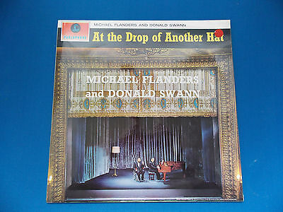 Flanders & Swann At the Drop of Another Hat Vinyl 9.5/10