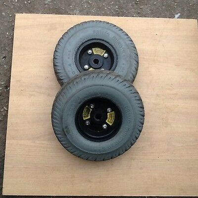 Solid Tyres From Jazzy Power Chair 3.00-4