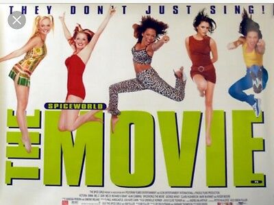 Spice World The Movie VHS Collectors
