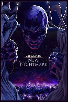 Wes Craven's New Nightmare ( Mondo-Texas Frightmare)