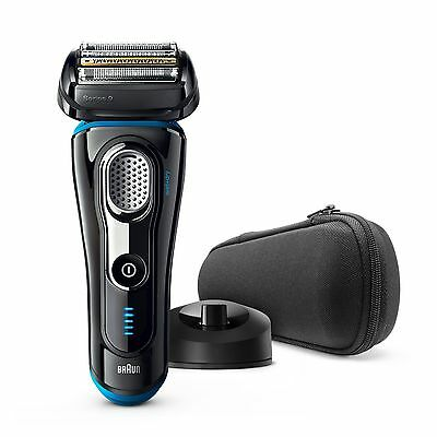 Braun Series 9 9240s Men's Electric Foil Shaver Wet and Dry Rechargeable