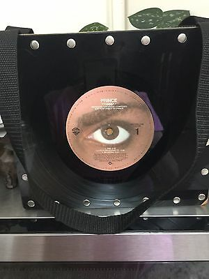 1999 Singer Artist Prince, Record Purse, Little Red Corvette And Delirious