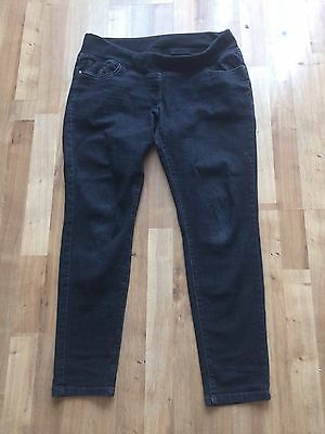 Next Maternity Jeans Size 14 R .Ex. Condition