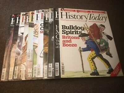 History Today Magazines - Volume 60 - Year 2010 - 11 Issues