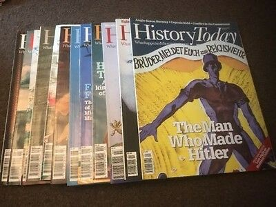 History Today Magazines - Volume 63 - Full year 2013 - 12 Issues