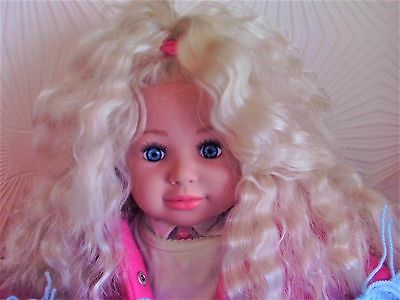 26 inch baby doll to play or reborn into a toddler