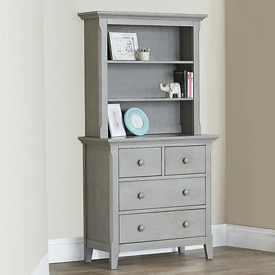 Baby Cache Overland Hutch - Ash Gray