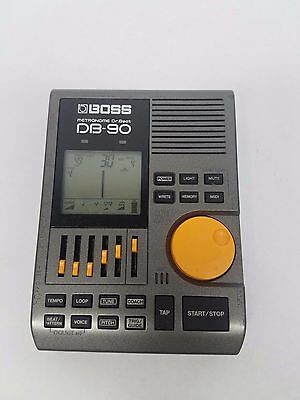 Boss DB-90 Dr.Beat Metronome Works with Cymbal Stand Mount FREE SHIPPING