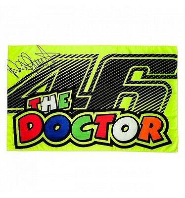 Bandera Valentino Rossi VR46 The Doctor VRUFG266003