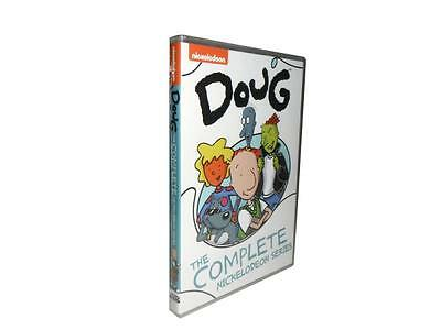 Doug: The Complete Nickelodeon Series (DVD, 2014, 6-Disc Set) Brand New