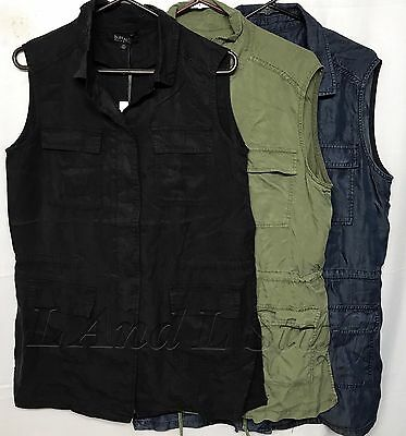 Buffalo David Bitton Ladies' Lightweight Vest Variety NWOT