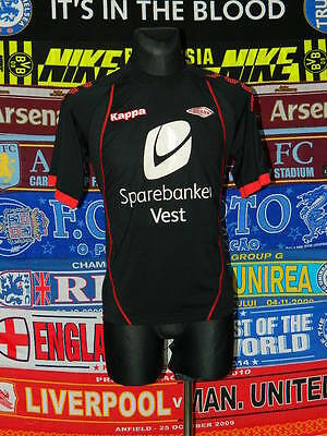 4/5 Brann Bergen adults L rare away football shirt jersey trikot skjorta soccer