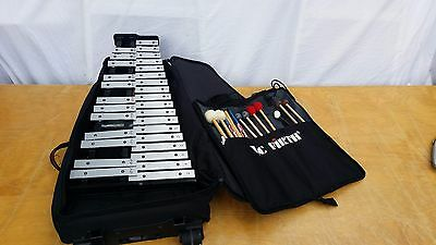 Ludwig 30 Bell Xylophone + Set of Drum Sticks Free Shipping