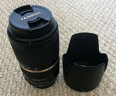 Tamron SP 70-300mm f/4.0-5.6 Di VC USD Lens For Canon