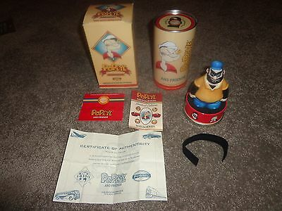 Original boxes and paperwork to Fossil Zorro & Popeye watches