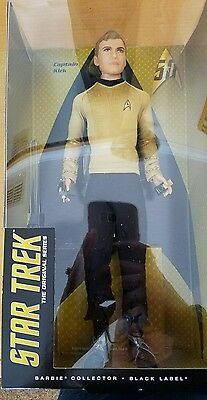 captain kirk action figure