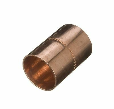 15mm End Feed Coupling - Bag of 10