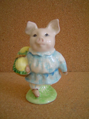Beswick Beatrix Potter's Little Pig Robinson Figure BP3b Backstamp