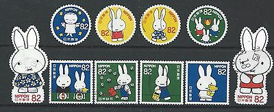 Japan - Miffy 82y - Complete Used