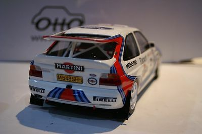 OTTO FORD Escort RS Rallye Group A 1:18 OT204 LTD2000