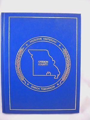 Oregon County MO Family History Genealogy Alton Thomasville Couch Kosh Myrtle HB