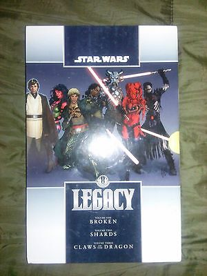 STAR WARS LEGACY TPB 1,2,3 with slipcase Dark Horse Comics FREE US SHIPPING