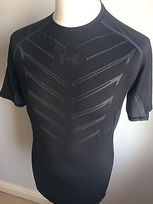 Men's UNDER ARMOUR HeatGear Short Sleeve Compression Base Layer - XL - Cross Fit