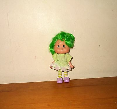 Vintage Strawberry Shortcake Doll (1991) Lime Chiffon