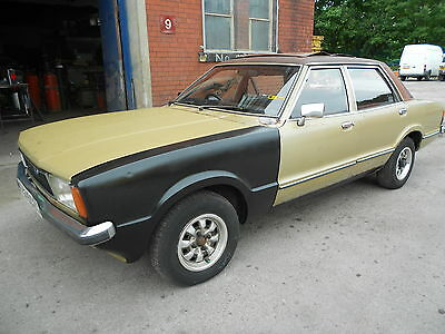 ford cortina 2.0L GL ohc for restoration, spares or repair