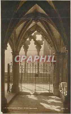 CPA Westminster Abbey In the cloisters London