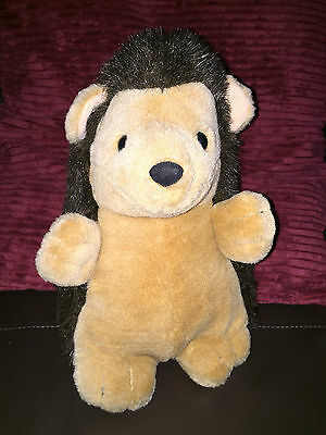 LARGE DS Nicholass Hedgehog Soft Toy 12""