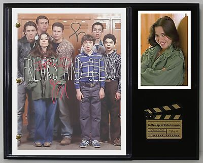 Freaks And Geeks - Reprinted Autograph TV Script Display - USA Ships Free