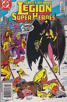 Tales Of The Legion Of Super-Heroes #322 Dc 1985