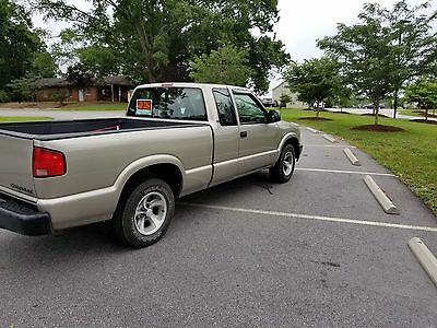 1999 Chevrolet S-10 STANDARD EXTENDED CAB 1999 Chevy s10 pickup
